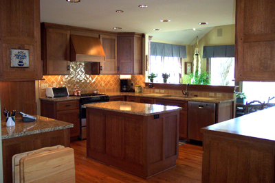 Kitchen Remodel and Room Addition in Leawood.