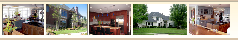 Custom Homes and Remodeling in Kansas City.